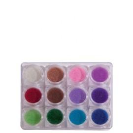 BUILLONS SET Colori vari Pastello