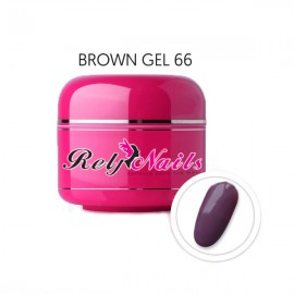 Color Gel Brown 66