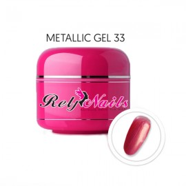 Color Gel Metallic 33