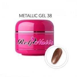 Color Gel Metallic 38
