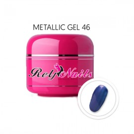 Color Gel Metallic 46