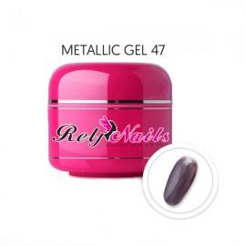 Color Gel Metallic 47