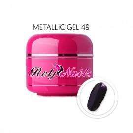 Color Gel Metallic 49